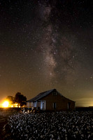 Sharecropper and the Milkyway
